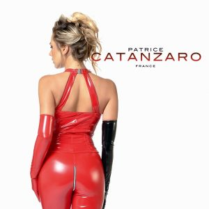 Catanzaro grace-red-top-vinyle