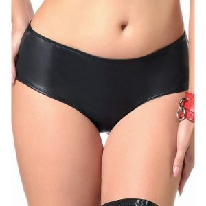 LEFSTORE Patrice Catanzaro beatrice-faux leather-shorty 01