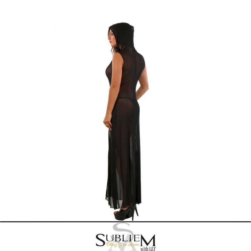 Subliem with Lef negligee 19963 2