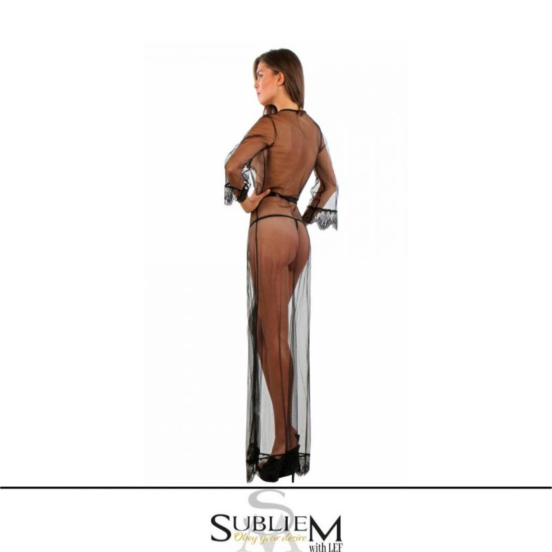 Subliem with Lef negligee 20137 2